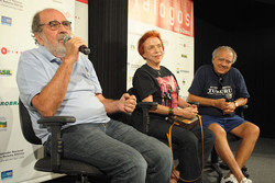 Cacá Diegues, Lucy e Carlos Barreto