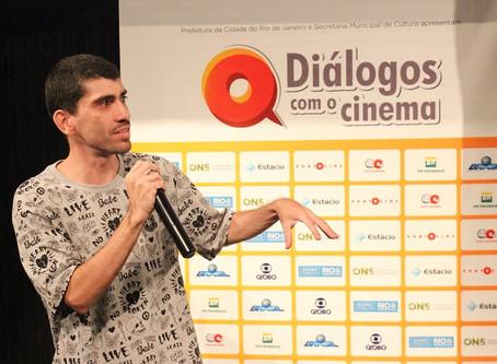 Santo Amaro vêm para Guadalupe no Diálogos com o Cinema