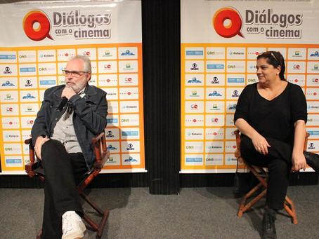 Diálogos com o Cinema recebe Gabeira, novo filme de Moacyr Góes