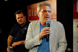 Pedro Bial e Heitor D´Alincourt