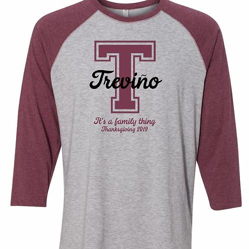 Trevino Family Reunion Tee