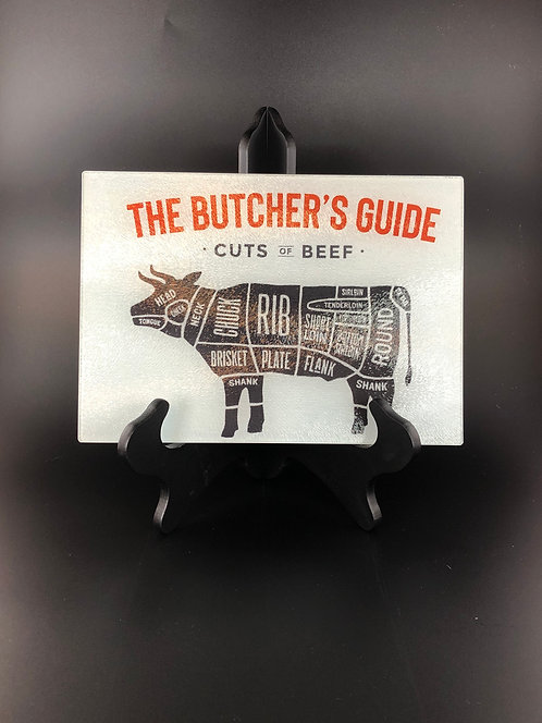 The Butcher's Guide to Beef