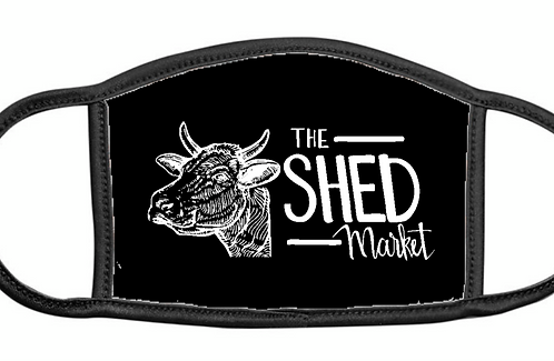 The Shed Market Face Mask