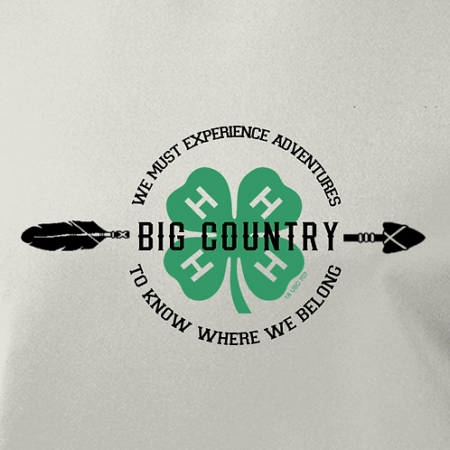 Big Country 4-H 2019 Shirt