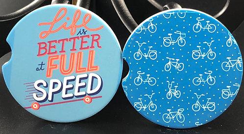 Full Speed car coaster