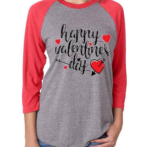 Happy Valentines Day Tee