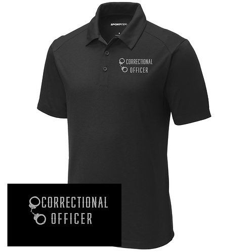Correctional Officer Performance Polo