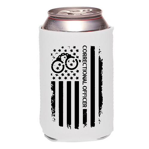 Correctional Officer Coozie