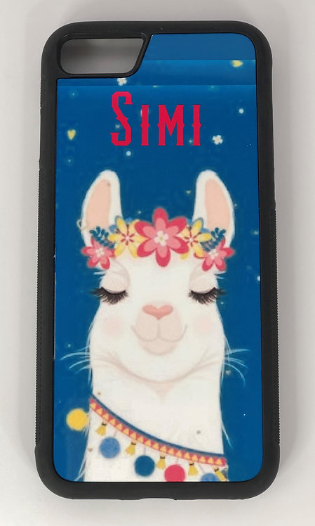 iPhone 8 personalized case