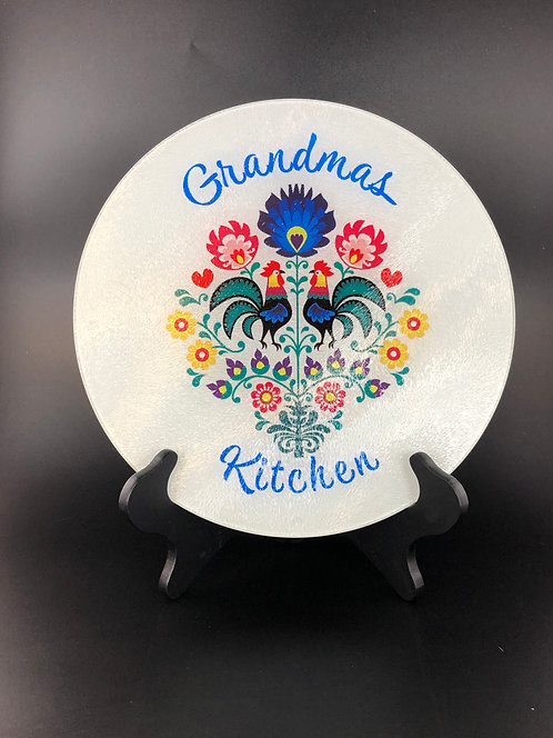 Grandmas Kitchen Cutting Board