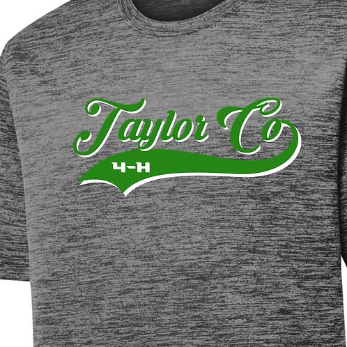 Taylor Co. 4-H DriFit Tee