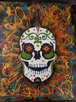 Day of the Dead Ginger