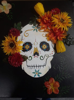 Autumn Day of the Dead