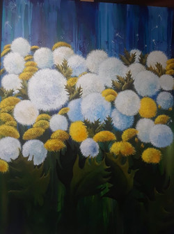 Wild About Dandelions