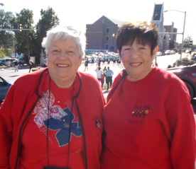 Friends reflect on their participation in Hannibal's 1st Band Day parade