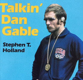 "Former Courier-Post sports editor counts ""Talkin'Dan Gable"" as part of his portfolio"