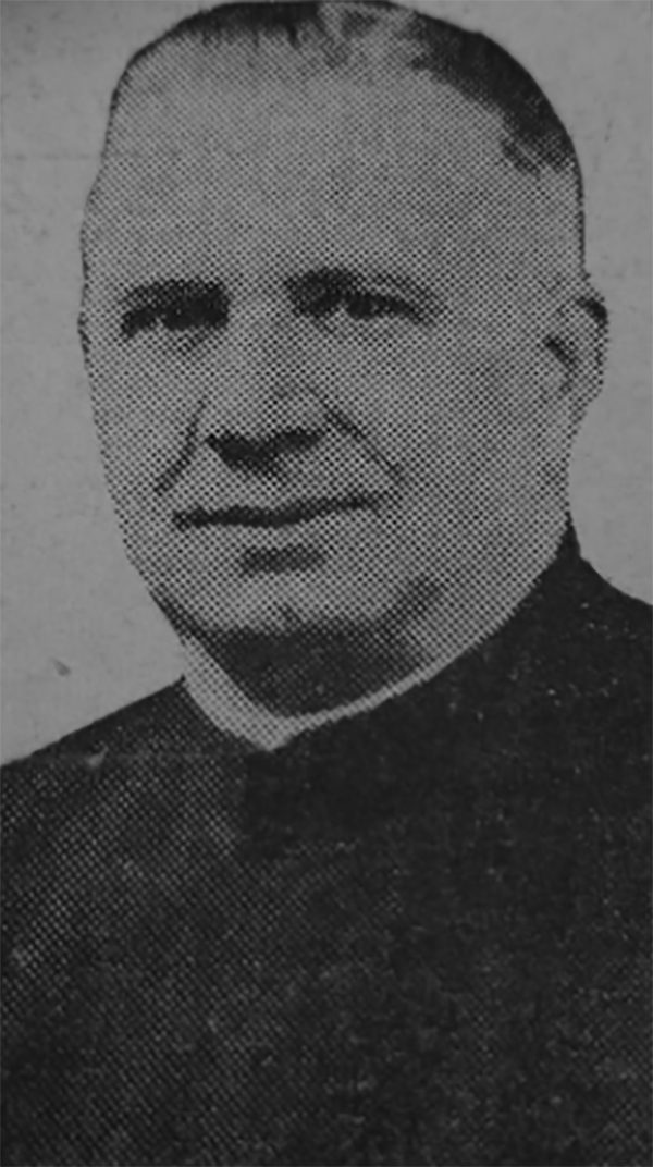Rev T.C. Fox from Elaine Meyer