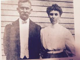 Rev. H.C. Garrett officiated at Methodist churches in Hannibal, Macon and Brookfield Missouri