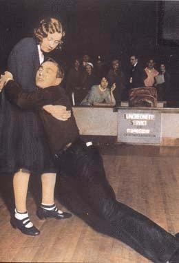 Dance marathon couple, ca. 1925 Courtesy Library of Congress .jpg