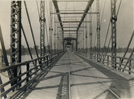 1875: Tow-boat hits Hannibal railroad bridge; nine lives lost