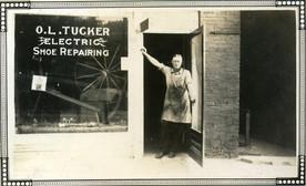 Shoes provided foundation for Oscar Tucker's livelihood