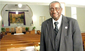 Eighth and Center Streets Baptist Church celebrating 165th anniversary 4/26/15