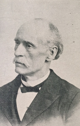 Baptist preacher, William Busby, baptized congregants in Mississippi