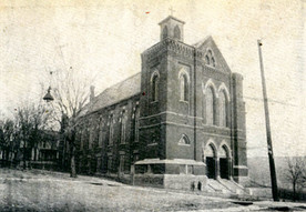 1870-1880: Financial woes, scandal doomed Congregational Church in Hannibal, Missouri