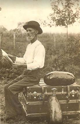 Pioneer orchardist, preacher left behind tales of his work