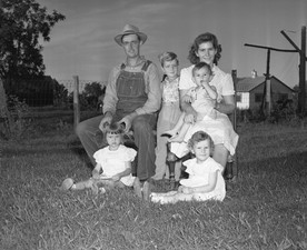 Weldon Ross: Child of the Depression; dairyman of the future