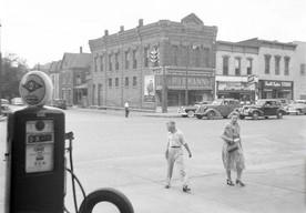 Good memories linger of old blocks of Hannibal's Broadway