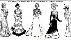 1899: Current fashion trends
