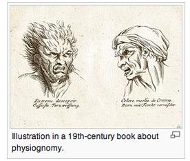 Defining physiognomy