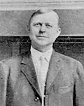 Thomas Luck contributed to town's best-dressed list