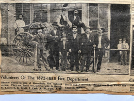 City's early steam fire engines were no match for 1878 blaze