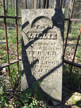Rural Marion County cemetery older than Hannibal itself