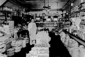 In 1922, F. Quattrocchi & Sons added refrigeration unit to their Hannibal produce warehouse