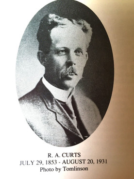 Robert Curts, a noted Hannibal businessman and entrepreneur