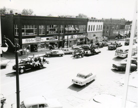 1950s Fidelity Building in Hannibal
