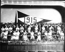 HHS graduates, a century ago