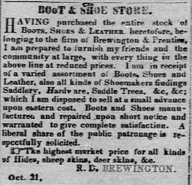 Robert D. Brewington 1894: Oldest Odd Fellow
