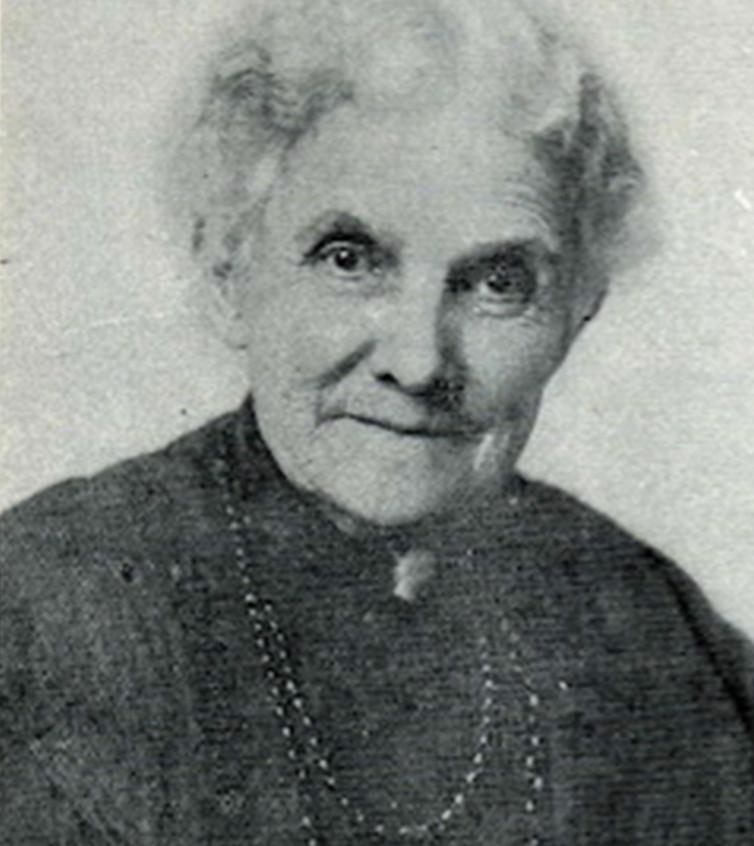 JOHANNA LEAGUE 1914 Chou HR