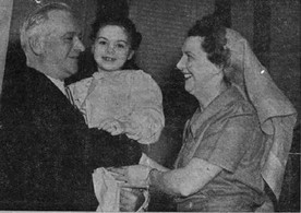 1947: Sister Kenny's treatment plan cured young Hannibal polio patient