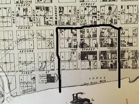 Ordinance No. 52, Hannibal: No wooden buildings 1859