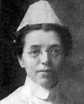 Miss Battson played pivotal role in evolution of nursing