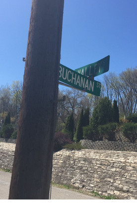 Robert Buchanan, and the platting of a South Side neighborhood