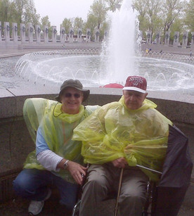Memories of Honor Flight trip to World War II Memorial will last a lifetime