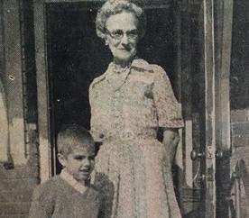 Generations attend Turner School