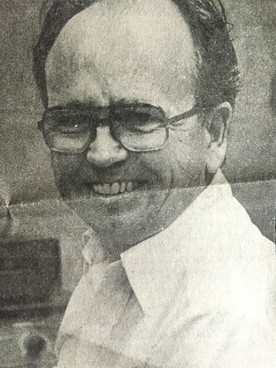 Don Craig worked as a linotype operator for the Hannibal Courier-Post
