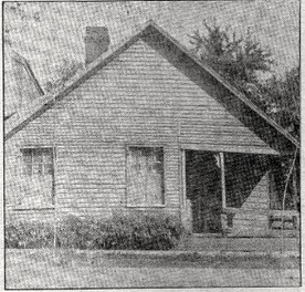 1939: H.C. Koch buys Bird Street property for business site; razes historic house